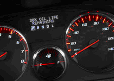 Oil Change Frequency