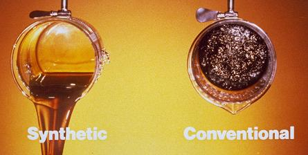 Synthetic Oil vs Regular Oil
