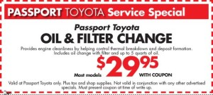 Toyota Service Coupons >> Looking For Toyota Oil Change Coupon